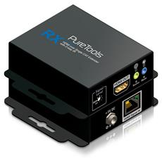 Amplificatore HDMI Nera 3 W PT-E-HD10