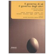 Il governo di sé, il governo degli altri