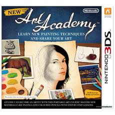 N3DS - New Art Academy