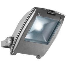 LED-TITAN / 50W - Faro per esterno a led Argento Titan 50 Watt