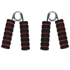 Coppia di maniglie in soffice schiuma per esercizi mani e braccia