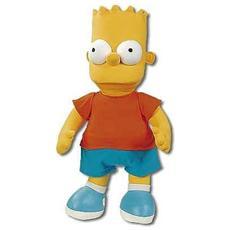 Peluche Simpson Bart 80 cm 1000364