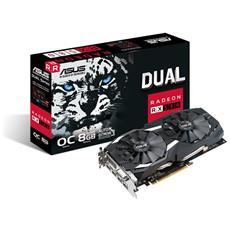 ASUS - Radeon RX 580 8 GB GDDR5 Pci-E 1 x DVI-D / 2 x...