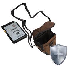 Kingston - Secure Digital 16GB Ultra High Speed SDHC Class 10 + Rollei - Borsa System Bag per Reflex / Compatte colore Marrone + Estensione di garanzia RICONDIZIONATO