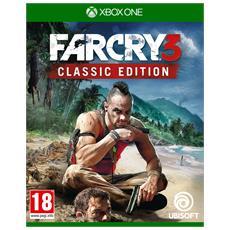 UBISOFT - XONE - Far Cry 3 Classic Edition - Day one:...