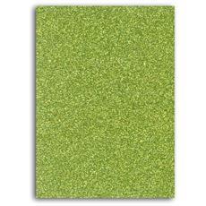 Oh. Glitter Taccuino Mini Glitter, Carta, Verde, 7x 10x 1cm