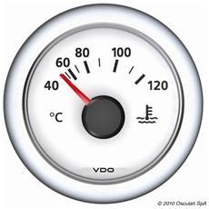 Termometro acqua bianco
