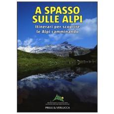 A spasso sulle Alpi. Itinerari per scoprire le Alpi camminando