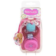 Ciuccio rosa per bambole Nenuco