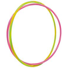 Set Da 2 Hula Hoop Neon Legler