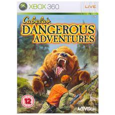 X360 - Cabela's Dangerous Adventures
