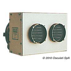 Riscaldatore centralizzato 28000 BTU 12 V