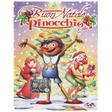 DVD BUON NATALE PINOCCHIO (nuova graf.)