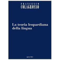 La teoria leopardiana della lingua