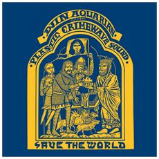 Djin Aquarian & Plastic Crimewave Sound - Save The World