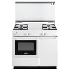 Cucina a Gas SEW 8540 N Forno Elettrico Dimensioni 86x50 cm