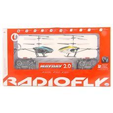 Elicottero con Radiocomando May Day Lunghezza 24 cm