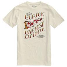 T-shirt Uomo Pennant L Bianco