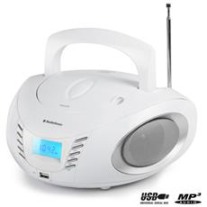 Radio Audiosonic Cd1593 Cd Mp3 Usb