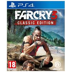 UBISOFT - PS4 - Far Cry 3 Classic Edition - Day one:...