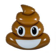 Materassino Gonfiabile Poo Emotion Adventure Goods