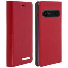 Custodia Doro 8035 Portacarte Copri-batteria Magnetica Doro Smart - Rosso
