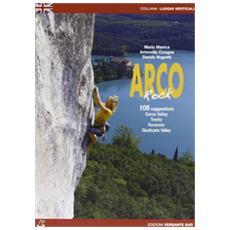 Arco rock. Sarca valley, Trento, Rovereto, Giudicarie valleys