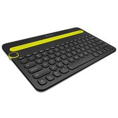 LOGITECH - Tastiera K480 Wireless Bluetooth per PC /...