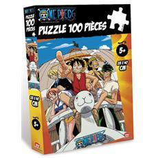 Puzzle One Piece Going Merry 100 pz 28 x 40 cm PZL0047