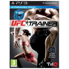 PS3 UFC Personal Trainer Versione UK