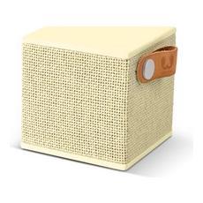 Rockbox Cube Fabriq Edition Speaker Bluetooth - Giallo