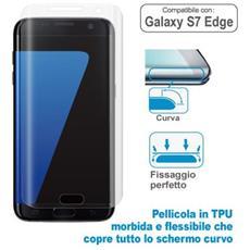 Pellicola Curva Per Samsung S7 Edge