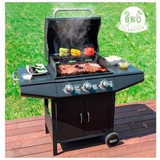 Barbecue A Gas Con Grill 1857