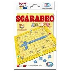 Scarabeo Junior Pocket Editrice Giochi
