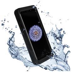 Cover Galaxy S9 Protezione Waterproof Integrale Antishock 2m 4smarts - Nero