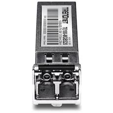 TE100-MGBS20, SFP+, Metallo, LC, IEEE 802.3u, 0 - 70 °C, CE, FCC