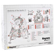 Haynes - Anatomy Of Apollo 11 (Puzzle 1000pz)