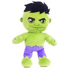 Peluche Hulk Avengers Marvel Pupazzo Cm. 30