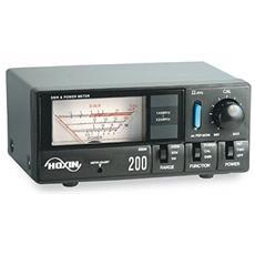 Hoxin Rw-200 Proxel Sx-200 Komunica Sx-201 Rosmetro-wattmetro 1.8~160mhz