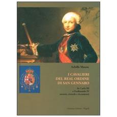 Cavalieri del Real Ordine di San Gennaro