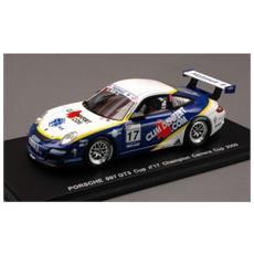 Mx021 Porsche 997 Gt N. 17 Carrera Cup 2009 1:43 Modellino