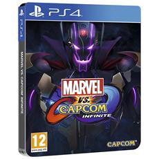 Marvel Vs Capcom Infinite Deluxe Edition