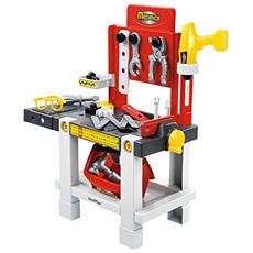 ECF7600002406 Tavolo da Lavoro Rosso 23 pz