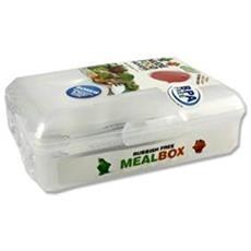 Contenitore Per Insalata E Alimenti Lunch Box 1,60lt