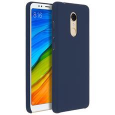 Cover Xiaomi Redmi 5 Cover Rigida Finitura Opaca Originale Xiaomi - Blu