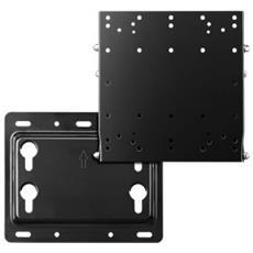 AG Neovo WMK-03, 100 x 100,200 x 100,200 x 200 mm, Nero, 0 - 15°, Acciaio