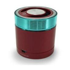 Cllspk30btr Portable Speaker 3 Watt 400 Mah Red In