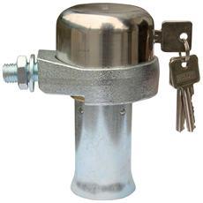 Lucchetto a campana completo per serrande
