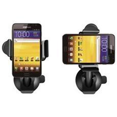 Supporto Universale Per Smartphone Da Auto A Ventosa