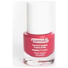 Smalto Per Unghie 7,5 Ml Namaki Cosmetics ? a Base Di Acqua Corallo Taglia Unica